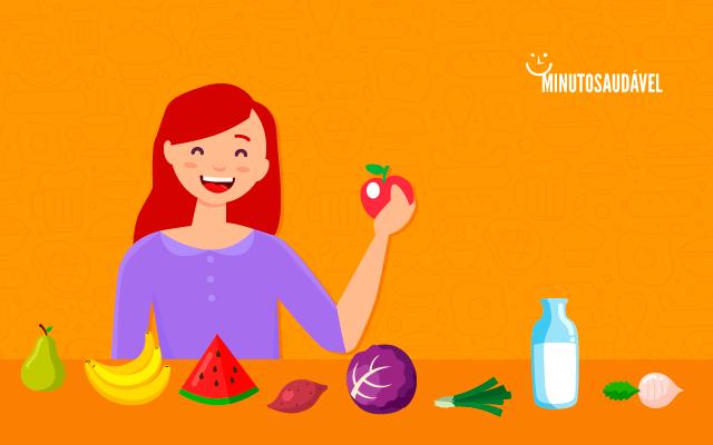6cc43a378d Alimentação Saudável: o que é, benefícios, como ter, cardápio, dicas ...
