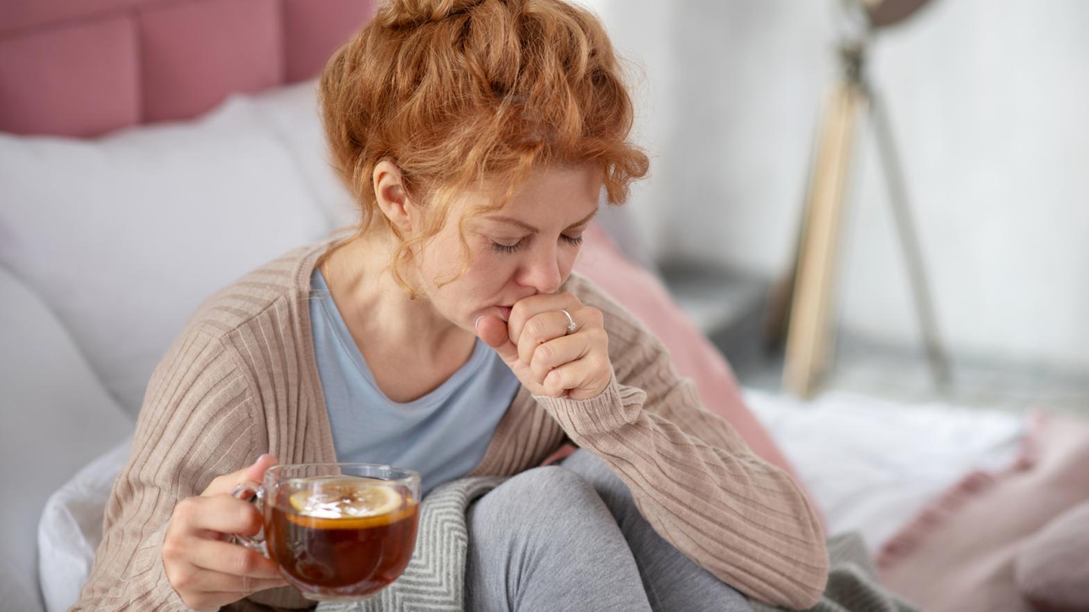 Remédio caseiro para tosse