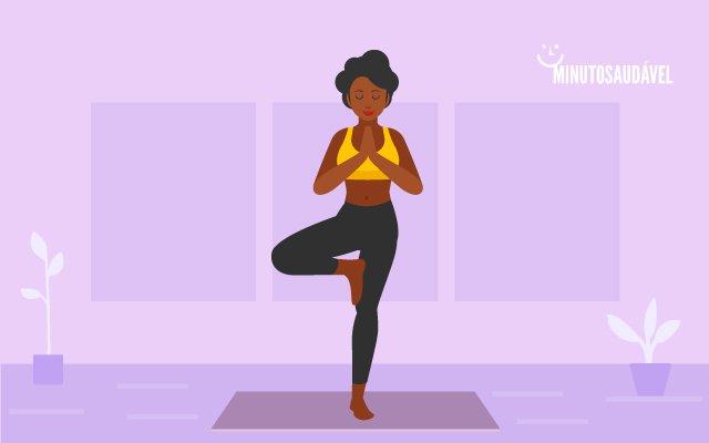 448bcfce6 Yoga (em casa)  posições