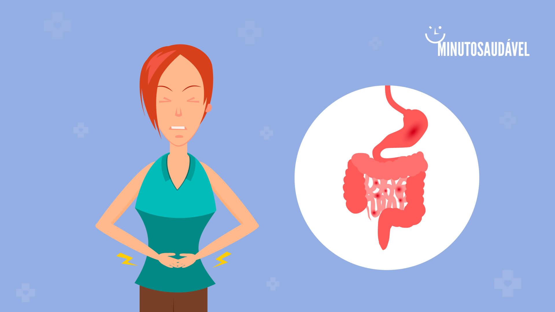 quanto tempo dura uma infecção intestinal bacteriana