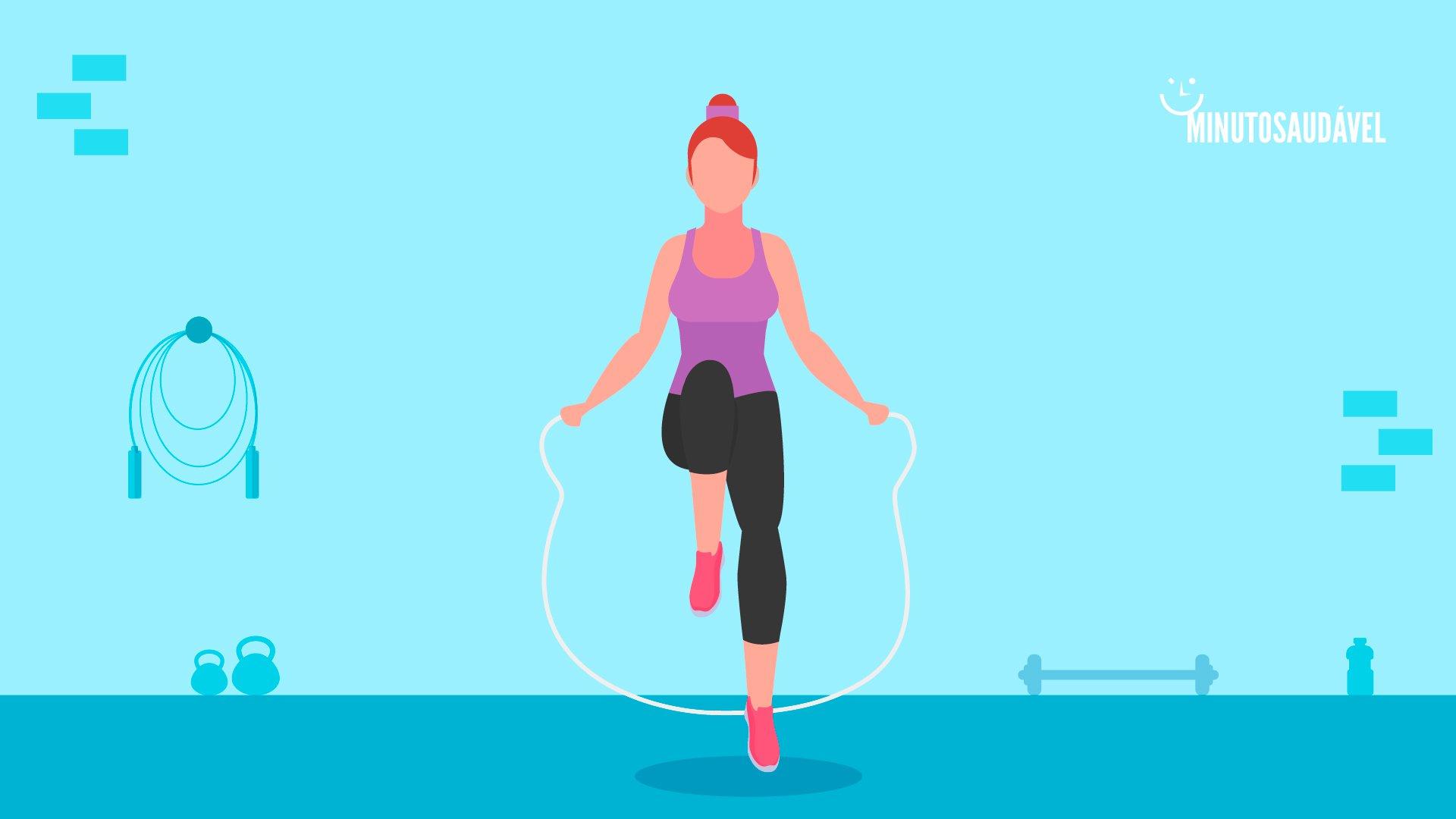 b54415063 Exercícios aeróbicos  dicas para fazer em casa ou na academia