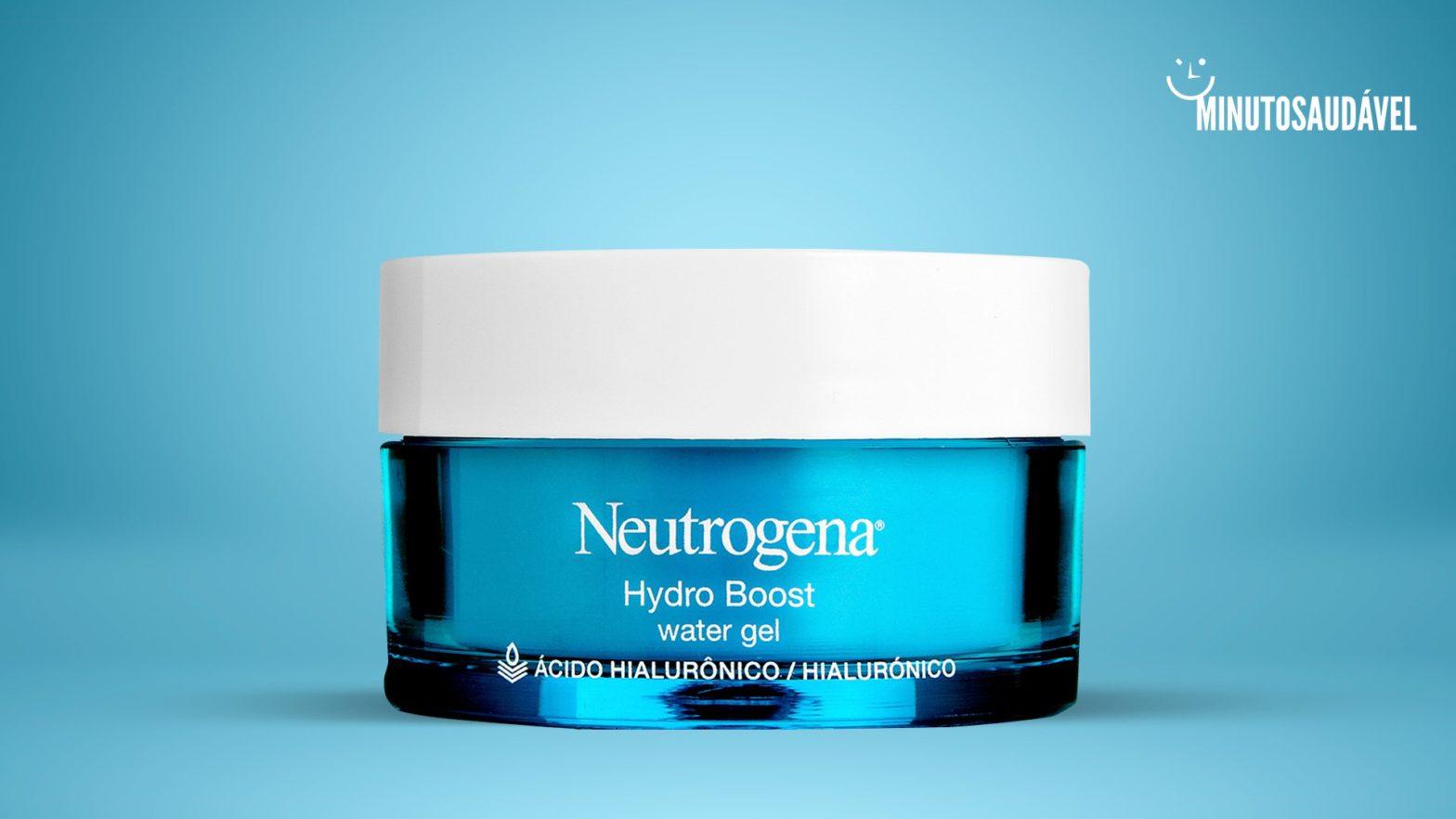316ac30effb Resenha Neutrogena Hydro Boost Water Gel: é bom para pele oleosa?