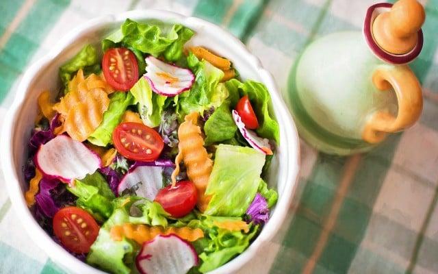 Bowl de salada.