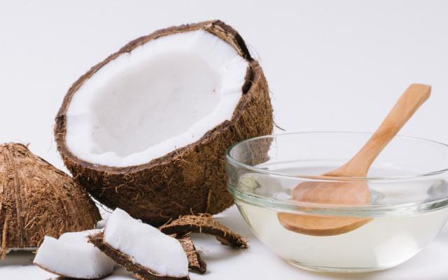 óleo de coco para coceira vaginal