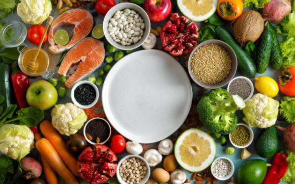 Dieta para saúde do fígado