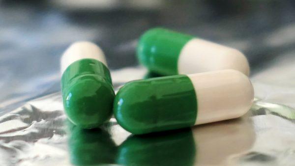 Comprimidos de levofloxacino.