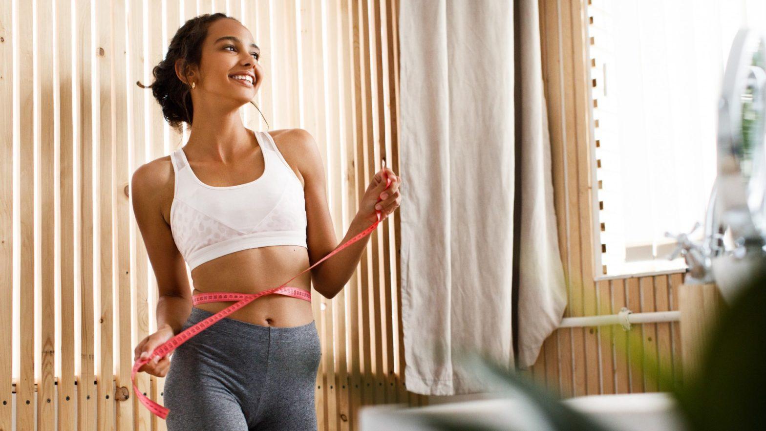 como perder peso de forma natural após a gravidez.