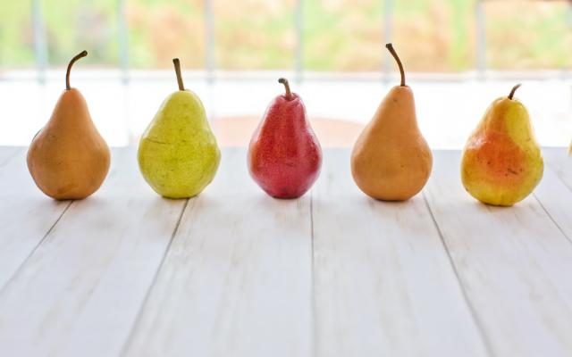 Tipos de pera